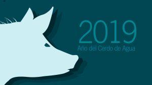 Año del Cerdo, horóscopo chino 2019