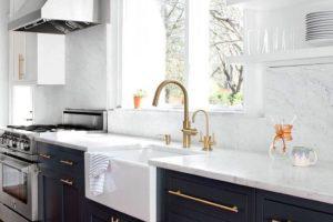 Cocinas en negro total: una tendencia de decoración 2021 con mucho estilo